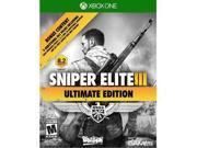 505 Games Sniper Elite III Ultimate Edition - Third Person Shooter - Xbox One