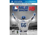 MLB15 The Show Voucher PSVita