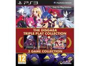 Disgaea Triple Play Cllctn PS3