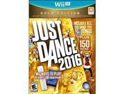 Just Dance 2016 GOLD WiiU