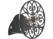Liberty Garden 670 Decorative Wall Mounted Hose Butler for Hose Cast Aluminum Bronze Pack
