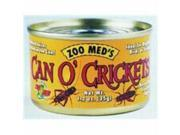Zoo Med Zm-41 Can O Crickets 1.2Oz