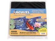 Acurel Carbon Infused Media Pad 12X12 Inch