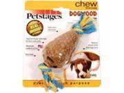 Dogwood Pine Cone Dog Chew Toy,  Size: Small