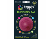 Puppy Pal Challenging Treat Maze Rubber Ball Purple Med 9SIA0KR5AS2153