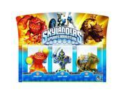 Eruptor, Chop Chop, and Bash Skylanders Spyro's Adventure 3 Pack 9SIAD245CF7465