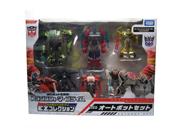 EZ-Collection Autobot Set Transformers Prime EZ-SP1 Takara Tomy Action Figure 9SIABMM4T33970