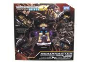 Roadmaster Prime Mode EX-03 Transformers United EX Takara Tomy Action Figures 9SIABMM4T36644