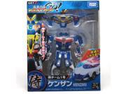 Kenzan G01 Samurai Police Car Transformers Go! Takara Tomy Action Figure 9SIA0192085804