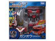 Ganoh G03 Samurai Fire Truck Transformers Go! Takara Tomy Action Figure 9SIA0192095266