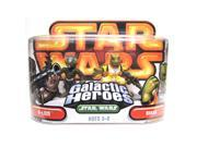 4-LOM & Bossk Star Wars Galactic Heroes Action Minifigures 2-Pack 9SIAD245DZ0583