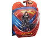 Faora Man of Steel Movie Masters Action Figure 9SIA0R957Y5319