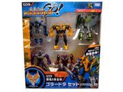 Goradora Set G09 Transformers Go! Takara Tomy Action Figure 9SIABMM4T32167