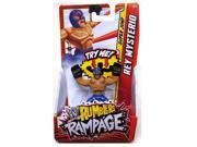 Rey Mysterio WWE Rumblers Rampage Action Mini Figure