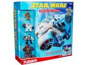 Millennium Falcon Adventure Star Wars Playskool Galactic Heroes Vehicle 9SIAD2459Y3225