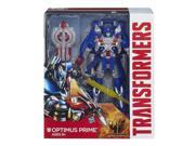 Optimus Prime Transformers 4 Generations Leader Class Action Figure 9SIV16A66U9844