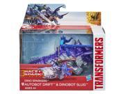 Autobot Drift & Dinobot Slug Transformers 4 Movie Dino Sparkers Action Figures 9SIAD2459Y0733