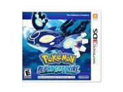 Pokemon Alpha Sapphire Nintendo 3DS Game