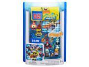 Rock Band SpongeBob Squarepants Mega Bloks Figure Pack