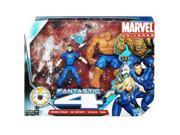 Fantastic 4 Marvel Universe Superhero Variant Action Figures 4-Pack