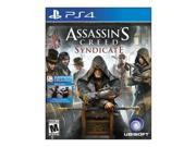 Assassin's Creed Syndicate PS4 Video Game
