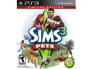 [PS3 Game] The Sims 3 Pets Limited Edition _ EN