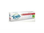 Tom's of Maine Natural Antiplaque Toothpaste 170g/6oz (Spearmint)
