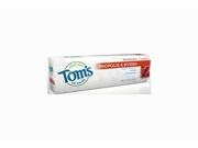 Toothpaste-Cinnamint With Propolis/Myrrh - Tom's Of Maine - 5.5 oz - Paste