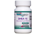 DHEA 15 - Nutricology - 60 - Tablet