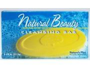 Beauty Cleansing Bar - Nature's Plus - 3.5 oz - Bar