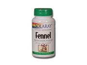 Fennel Seeds 450mg - Solaray - 100 - Capsule