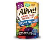 Alive Ultra Shake Pea Protein Vanilla - Nature's Way - 2.2 lbs - Powder