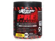 Extreme Edge Pre Workout Savage Lemon - Bluebonnet - .66 lbs - Powder