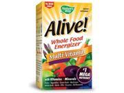 Alive! Whole Food Energizer (Iron Free) - Nature's Way - 90 - VegCap