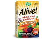 Alive! Whole Food Energizer (w/ Iron) - Nature's Way - 90 - Tablet