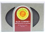 Aloe & Comfrey Soap - Sunfeather - 4.3 oz - Bar Soap