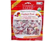 Organic Assorted Drops Family Size Bag - Yummy Earth - 13 oz - Drop