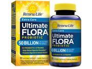 Ultimate Flora 50 Billion - Renew Life - 90 - Capsule