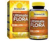 Ultimate Flora Adult Formula 15 Billion - Renew Life - 60 - VegCap