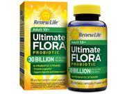 Ultimate Flora Senior Formula 30 Billion - Renew Life - 30 - VegCap
