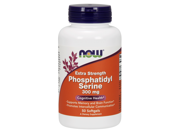 Extra Strength Phosphatidyl Serine 300 mg - Now Foods - 50 - Softgel