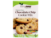 Now Foods Gluten Free Chocolate Chip Cookie Mix 17 oz ( Multi-Pack)