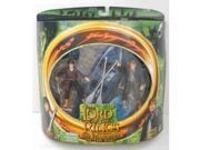Lord of The Rings Fellowship of The Ring Frodo & Sam with Boat