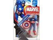 Marvel Universe Series 5 #004 Captain America