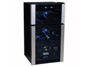 Koolatron 29 Bottle Dual Zone Wine Cellar # WC29
