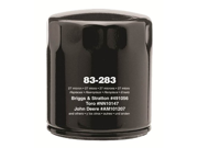 Oregon 83-283 Oil Filter Replaces John Deere AM101207 B & S 491506 Toro NN10147