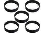 Black & Decker 7696 Planer Type 6-7 Rpl (5 Pack) Drive Belt # 324830-02-5pk