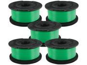 Black & Decker (5 Pack) SF-080 Auto Feed Spool Single Line Trimmer Fits GH3000