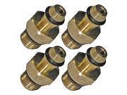 Homelite Ryobi Pressure Washer 4 Pack Detergent Suction Kit 308452002 4PK