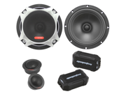 "Cadence Acoustics Momentum Series CS2.65K, 6.5"" 240 Watt Peak Power 2-Way Car Speaker Component Kit"